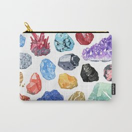 Rocks and Minerals I Carry-All Pouch