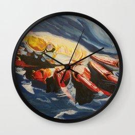 Claudia Wall Clock