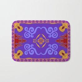 Aladdin's Magic Carpet Bath Mat