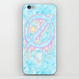 NON-BINARY iPhone Skin