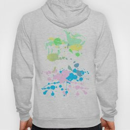 Paint Daubs (2) Hoody