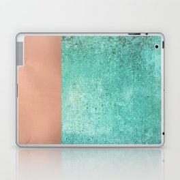 NEW EMOTIONS - ROSE & TEAL Laptop & iPad Skin