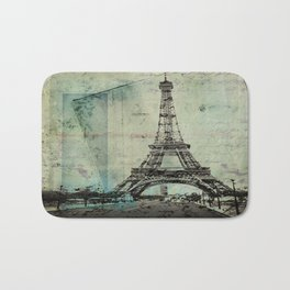 With Love From Paris Bath Mat
