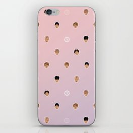 Just Right G7 iPhone Skin