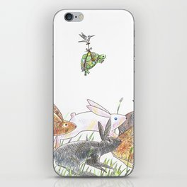 Defeating the fable iPhone Skin