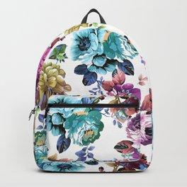 Fluorescent Roses Backpack