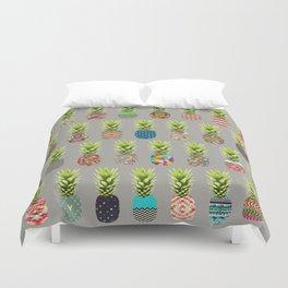 Pineapple Party Duvet Cover