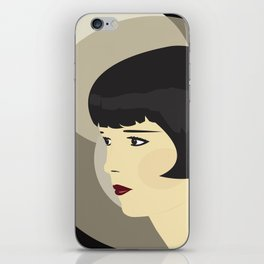 LOUISE BROOKS iPhone Skin