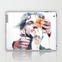 La Vedova Bianca Laptop & iPad Skin