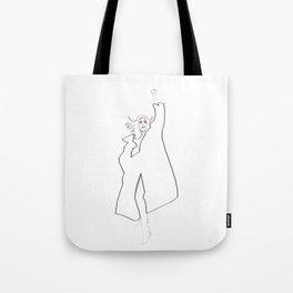 CHRISTINA AGUILERA COSMOPOLITAN 2018 X6 LIBERATION Tote Bag