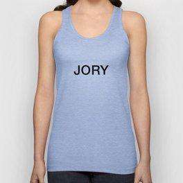 Jory Shirt Unisex Tank Top