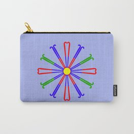Field Hockey Stick Design Carry-All Pouch