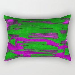 Power Squiggle Rectangular Pillow