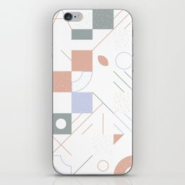 Quite Basic #1 iPhone Skin