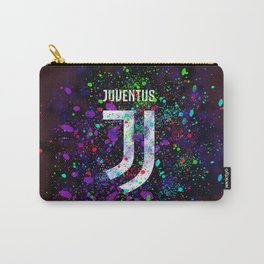 Watercolor Juventus Carry-All Pouch