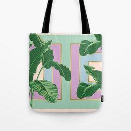 Tropical Chic Tote Bag