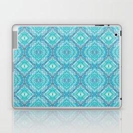 Ocean Melt Kaleido Pattern Laptop & iPad Skin