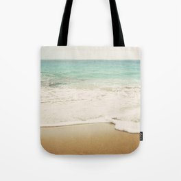 Ombre Beach Tote Bag