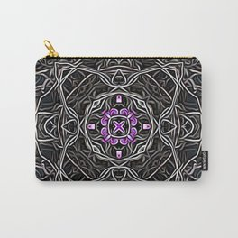 Boundaries Carry-All Pouch