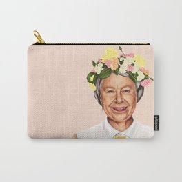 Hipstory - Queen Elizabeth Carry-All Pouch