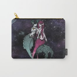 Galactic Siamese Carry-All Pouch