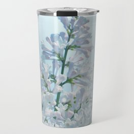 SOFT BLUE LILAC Travel Mug