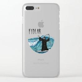 fidlar Clear iPhone Case