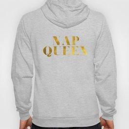 Nap Queen Gold Hoody