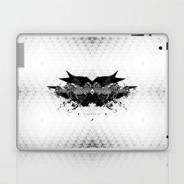 BLACK & WHITE | Zebras | Linco7n. | L7. Laptop & iPad Skin