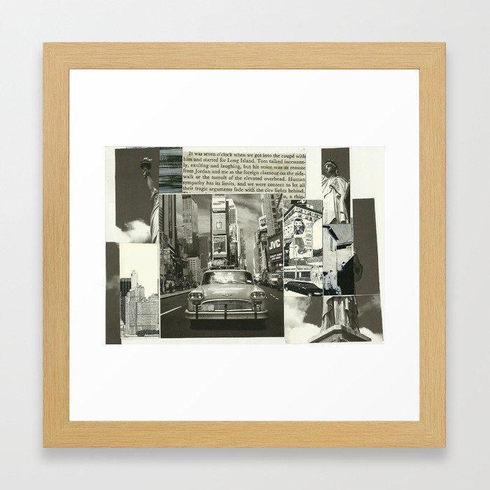 Gemütlich Nyc Framed Pictures Galerie - Rahmen Ideen ...