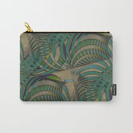 Gillespie (Green) Carry-All Pouch