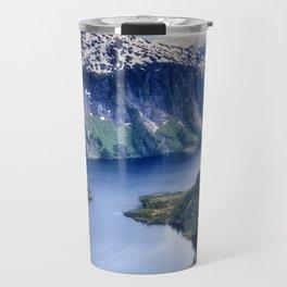 Misty Fiords National Monument Travel Mug