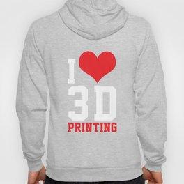 3D Printer Hoody