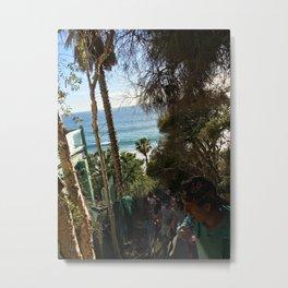 Lovely Laguna  Metal Print