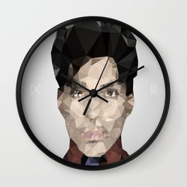 Prince Rogers Nelson Wall Clock