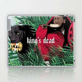 KENDRICK LAMAR [King's Dead] Laptop & iPad Skin