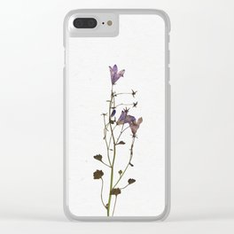 Forever Flower Clear iPhone Case