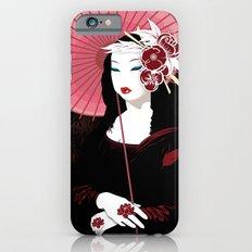Mona Geisha Lisa Slim Case iPhone 6s