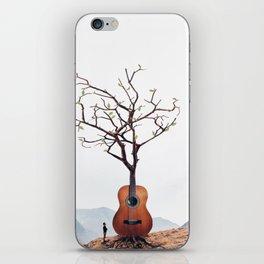 Guitar Tree iPhone Skin