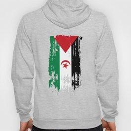 EH ESH Western Sahara Flag Hoody
