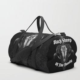 Black Sheep Of The Family Duffle Bag