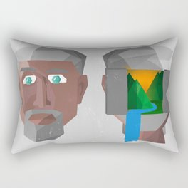 Airhead Rectangular Pillow