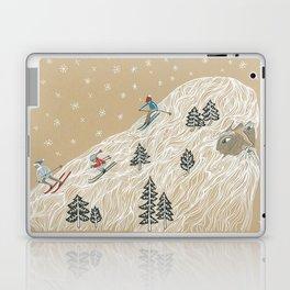 Ole Man Winter Laptop & iPad Skin