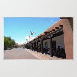 Santa Fe Old Town Square, No. 4 of 7 Rug