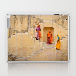 Amber Stepwell, Rajasthan, India Laptop & iPad Skin