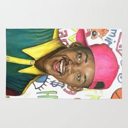 Fresh Prince of Bel Air - Will Smith Rug