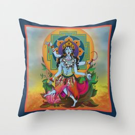 Kali, My Kali Throw Pillow