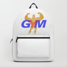 GYM Man 1 Backpack
