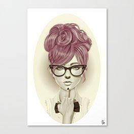 Fu*k U Canvas Print