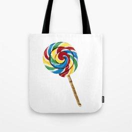 Lollipop Tote Bag